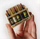 5 PIECES WINE FRIDGE MAGNETS - EnoGeeks