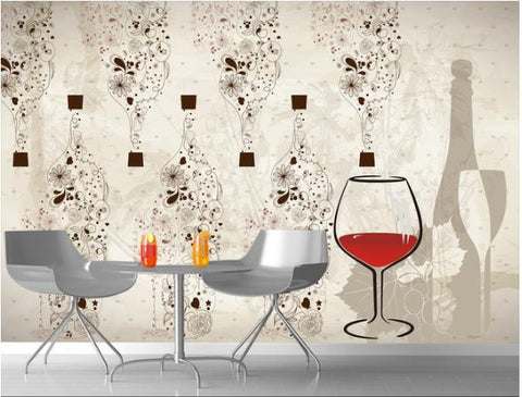 WINE BOTTLE WALLPAPER - EnoGeeks
