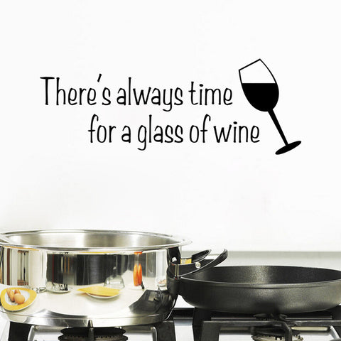 THERE IS ALWAYS TIME FOR A GLASS OF WINE - EnoGeeks