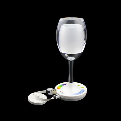 WINE GLASS SHAPED LED LIGHT - EnoGeeks