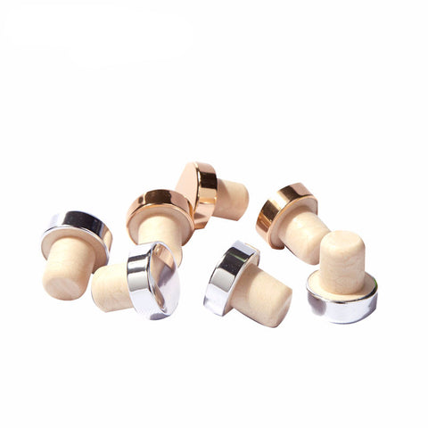 WINE STOPPER - 10 PIECES SET - EnoGeeks
