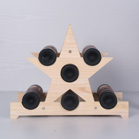 STAR WINE RACK - EnoGeeks