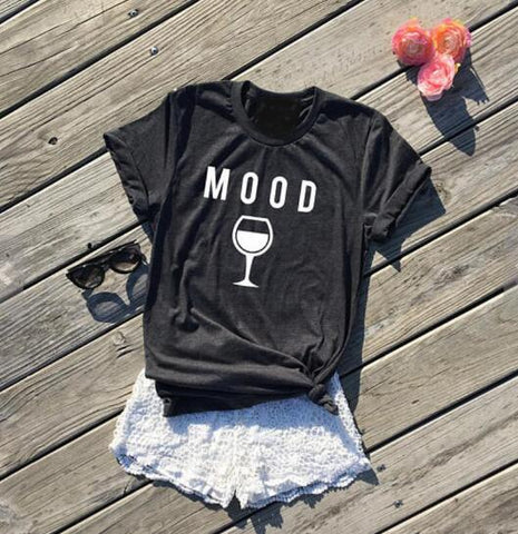 MOOD WINE | GRAPHIC T-SHIRT