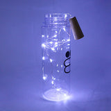 STRING LED LIGHT CORK | 6 PIECES - EnoGeeks