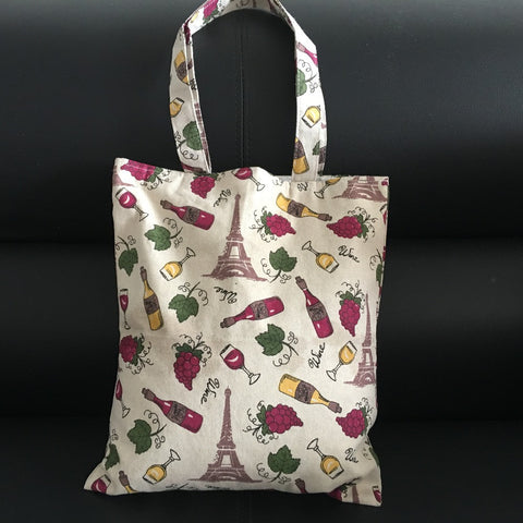 WINE SHOPPING TOTE BAG - EnoGeeks