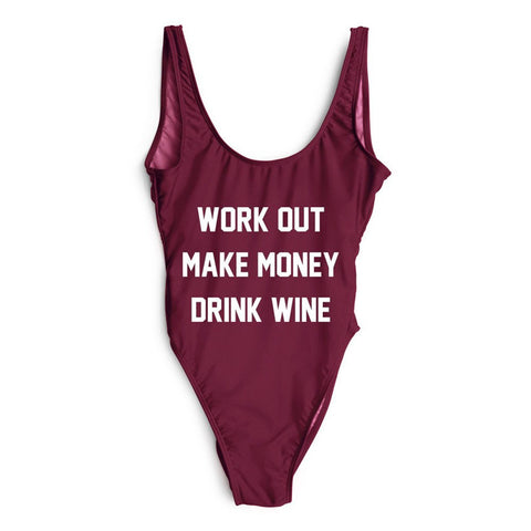 DRINK WINE SWIMSUIT - EnoGeeks