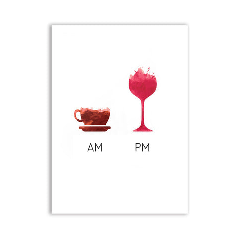 WINE ART PRINT | WALL PICTURE
