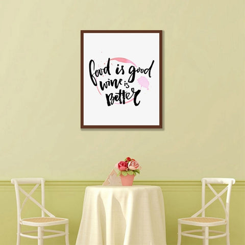 WINE QUOTE | WALL ART