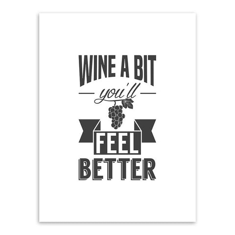 WINE WALL CANVAS