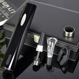 ELECTRIC WINE OPENER WITH ACCESSORIES IN CASE