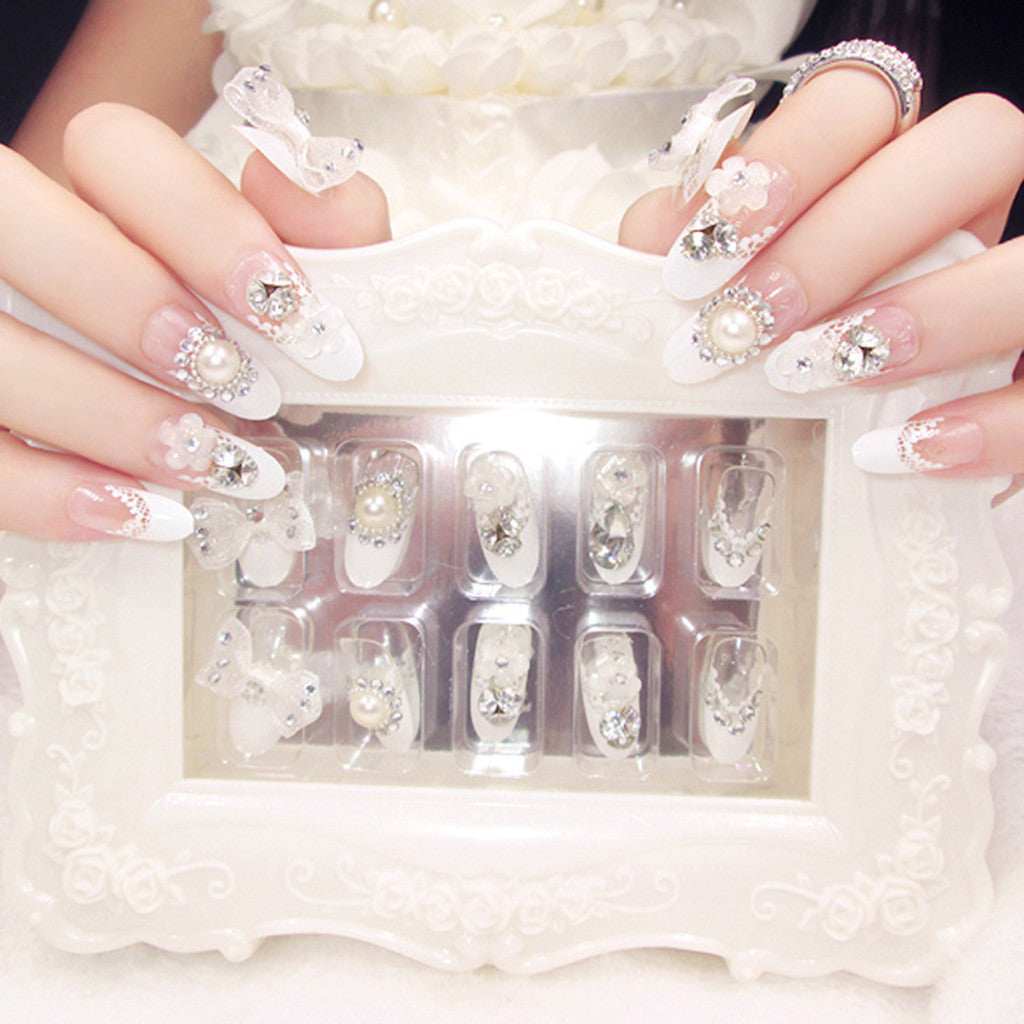 Luxury Fake Nails, YT007