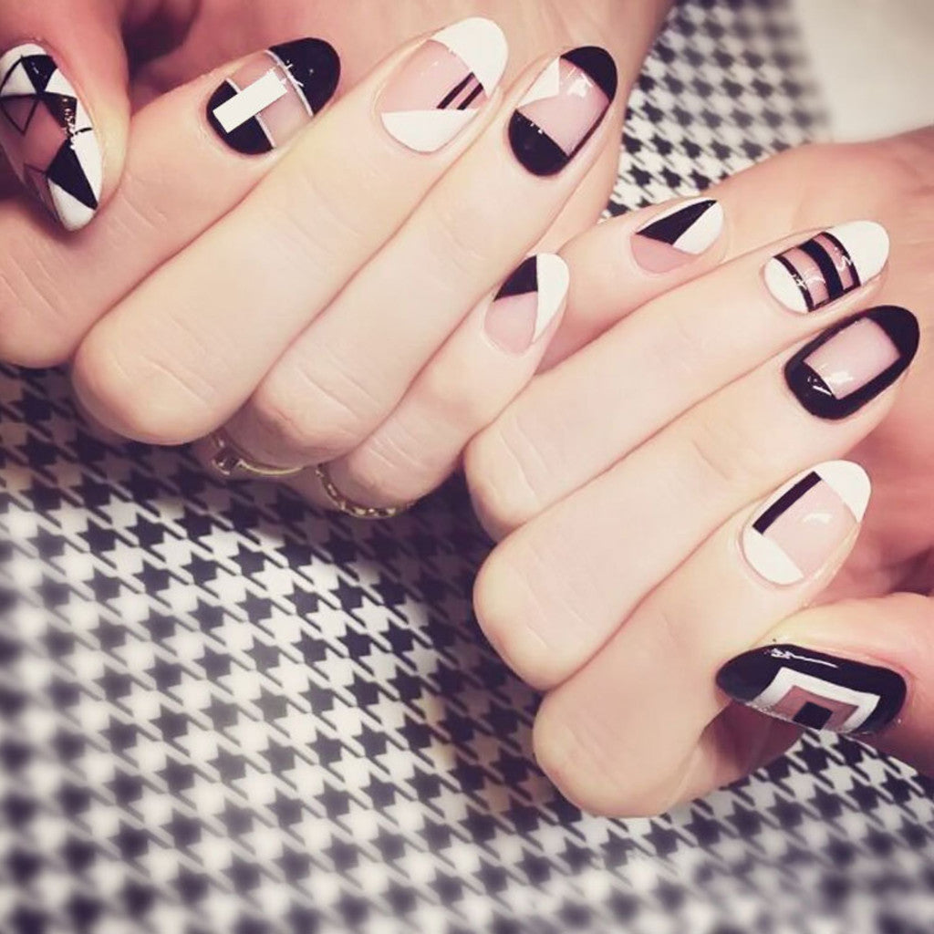 Fake Nails, 24pcs, YT005