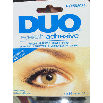 DUO Eyelash Glue, waterproof. FE002