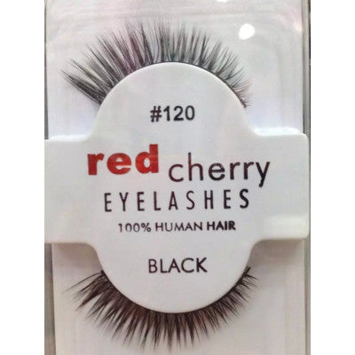 Red Cherry Eyelashes - #120 , FE004-120
