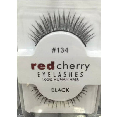 Red Cherry Eyelashes - #134 , FE004-134