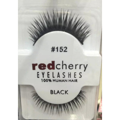 Red Cherry Eyelashes - #152 , FE004-152
