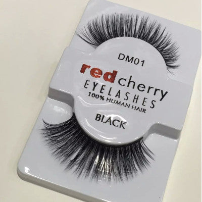 Red Cherry Eyelashes - DM01 , FE004-DM01