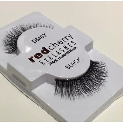 Red Cherry Eyelashes, FE004-DM07