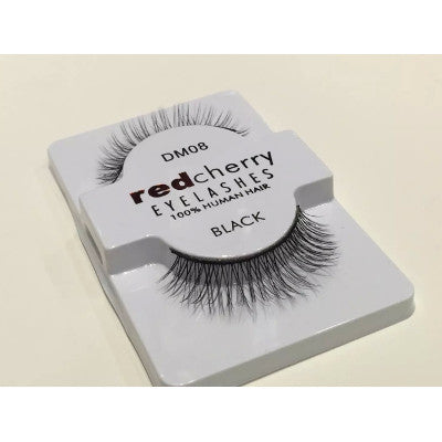 Red Cherry Eyelashes, FE004-DM08