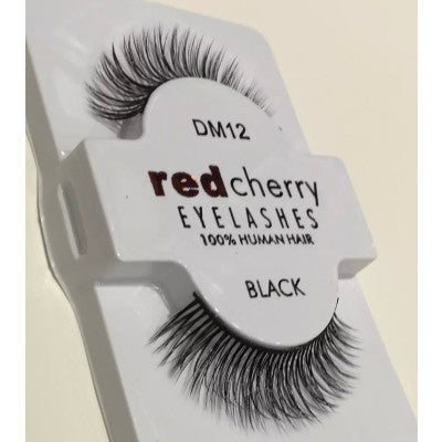 Red Cherry Eyelashes, FE004-DM12