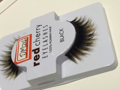 Red Cherry Eyelashes, FE004-DM24