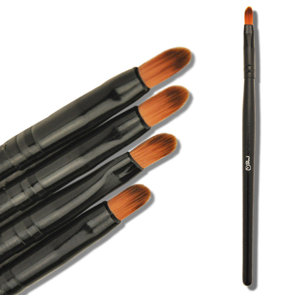 Single Black Lip Brush, MSQ018