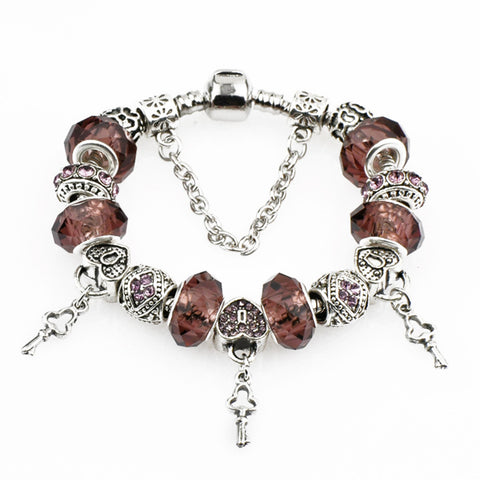 Beautiful Charm Bracelet, PA026