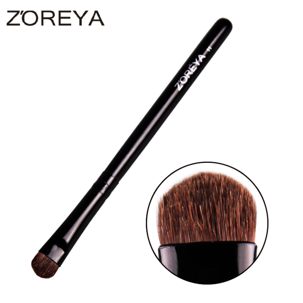 Pony Hair Eyeshadow Brush 3 Sizes to choose, High Quality Cosmetic Tool For Beauty Women, ZY007