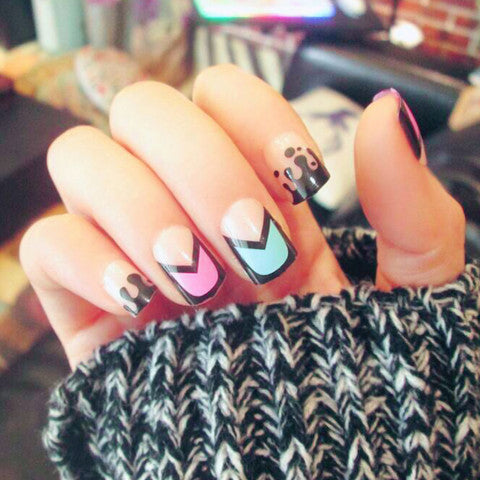 Beautiful Fake Nails