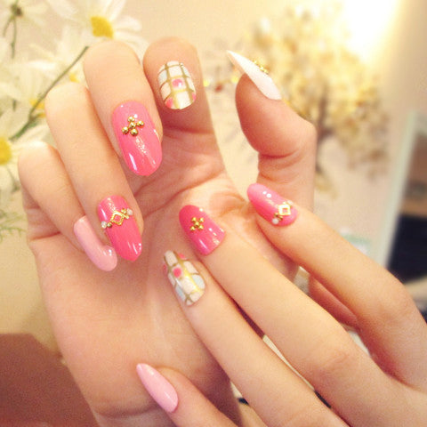Fake Nails YT012