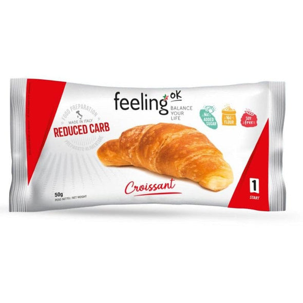 Reduced Carb Croissant - Feeling Ok 50g
