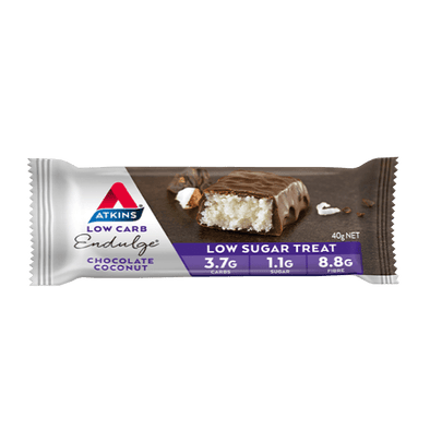 Atkins Keto Bar Atkins Indulge Bar - Choc Coconut - 40g