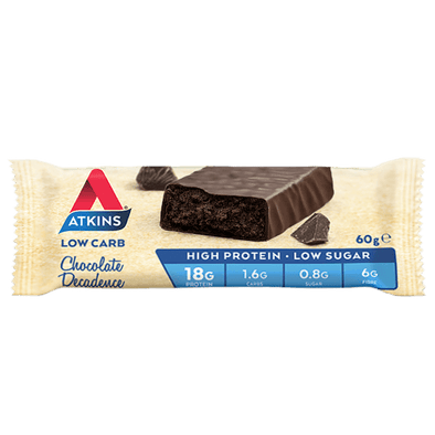 Atkins Keto Protein Bar Atkins Protein Bar - Chocolate Decadence - 60g