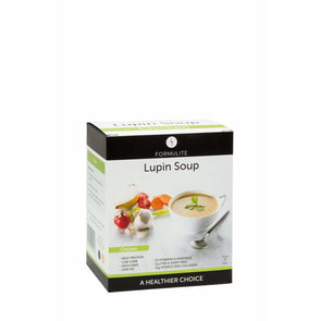 Keto Soup - Lupin - Box of 7 Sachets - Chicken - Ketogenic Supplies