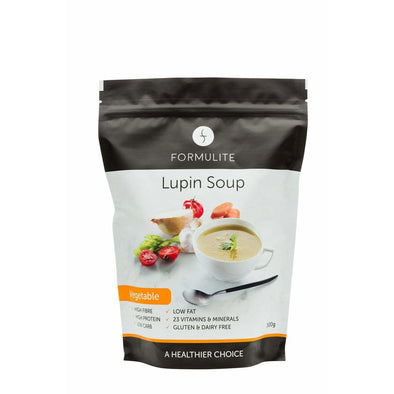 Keto Soup - Lupin - Vegetable - 500g Bag - Ketogenic Supplies