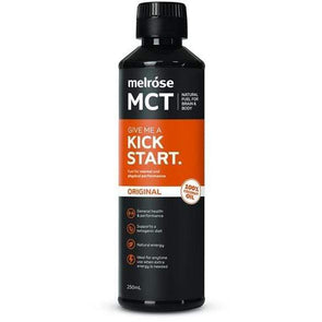 MCT Melrose Kick Start 250ml - Ketogenic Supplies