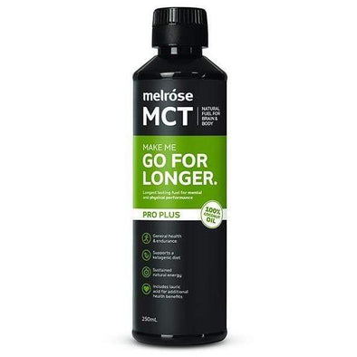 MCT Pro Plus Melrose 250ml - Ketogenic Supplies
