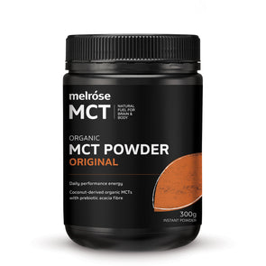 Melrose MCT Powder - Original 300g - Ketogenic Supplies