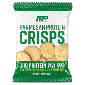 Musclepharm Crisps Protein Cheese Crisps - Parmesan - MusclePharm - 28g