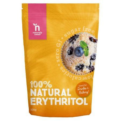 Naturally Sweet Sweetener Natural Erythritol  500g