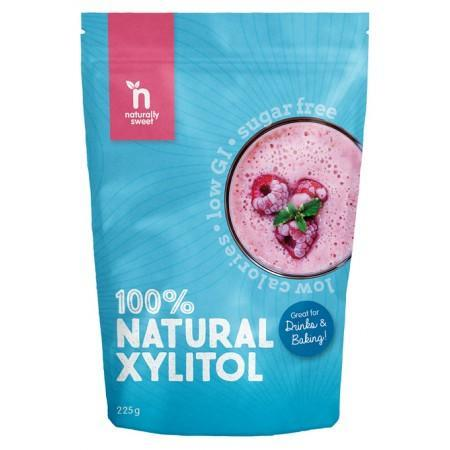 Natural Xylitol 225g - Ketogenic Supplies