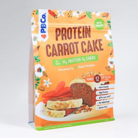 Protein Carrot Cake Mix - Plant Protein PB Co 320g - Ketogenic Supplies