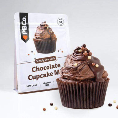 Chocolate Cupcake Mix - PB Co - Ketogenic Supplies