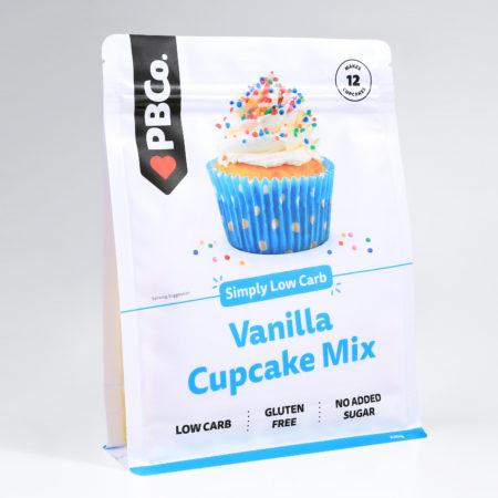 Vanilla Cupcake Mix - PB Co 220g - Ketogenic Supplies