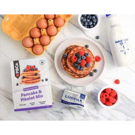 Keto Pancake & Pikelet Mix PB Co 300g - Ketogenic Supplies