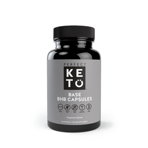 Perfect Keto BHB BHB Capsules - Perfect Keto - 60 Caps