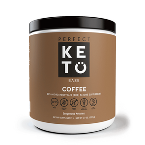Perfect Keto Base - Coffee   191g - Ketogenic Supplies
