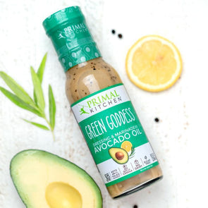 Green Goddess Dressing - 237ml - Primal Kitchen - Ketogenic Supplies