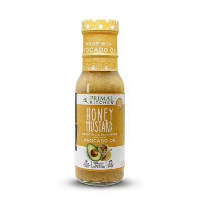 Honey Mustard Vinaigrette - 237ml - Primal Kitchen - Ketogenic Supplies