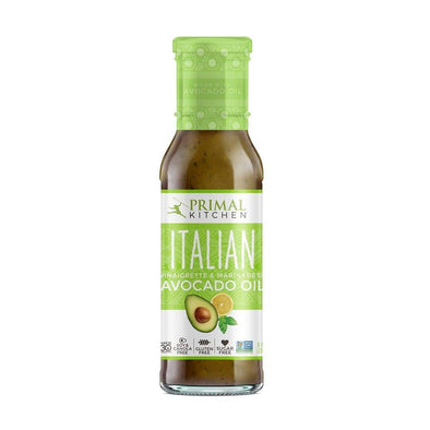 Italian Vinaigrette - 237ml - Primal Kitchen - Ketogenic Supplies